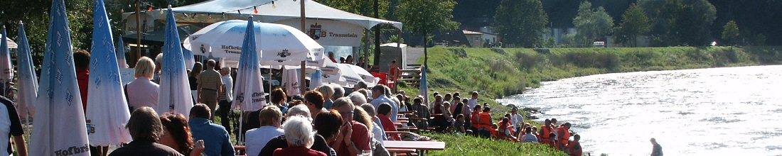 Inndammfest in Wasserburg am Inn